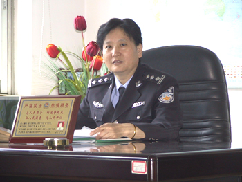 交警支队_吕梁市公安局交警支队支队长 郭丙福