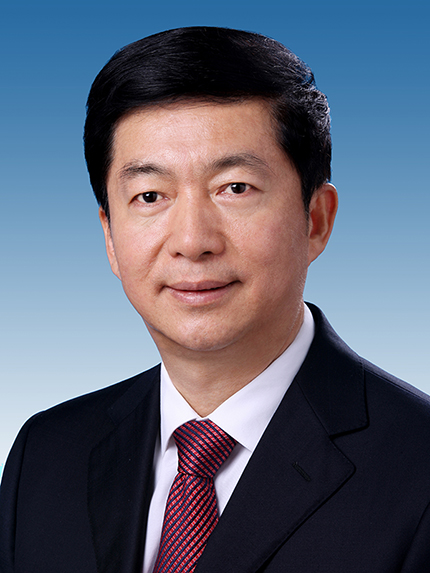"""骆惠宁参加所在党支部""""新时代新担当新作为""""主题党日"""