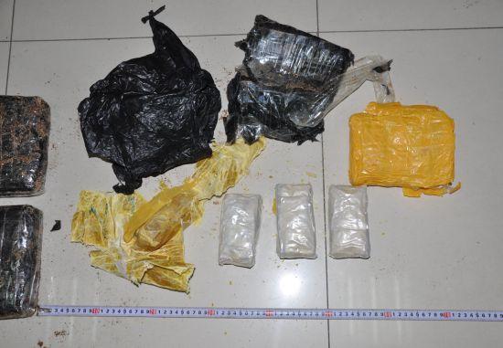 太原破獲特大跨省販毒案 繳獲毒品逾16公斤