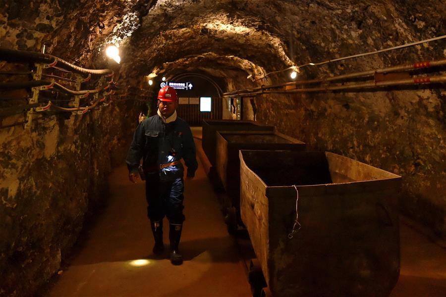 探訪地下煤炭博物館