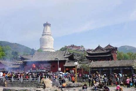 第七個中國旅遊日 山西部分景區遊客爆棚