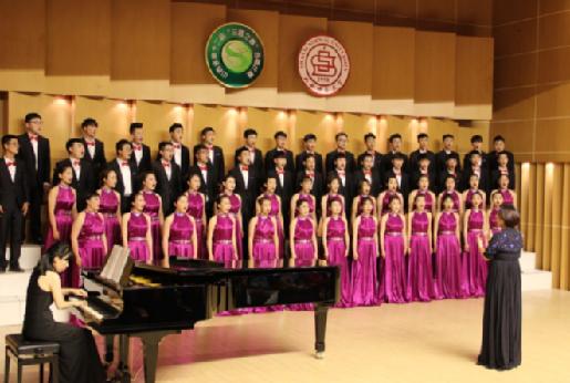"""山西省第十二屆""""三晉之春""""合唱比賽閉幕"""