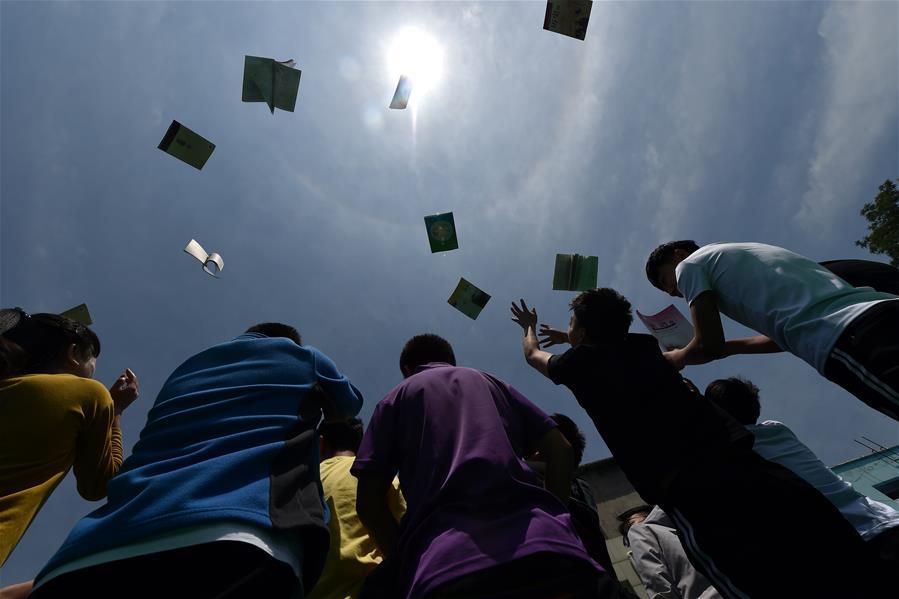 我們畢業了!——中國唯一一所艾滋病患兒學校迎來畢業季