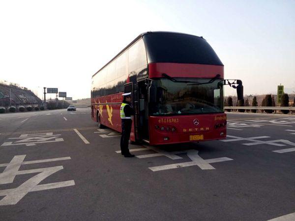 山西開展旅遊包車客運安全專項整治