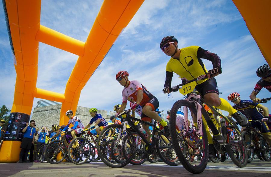 自行車——第四屆大同國際自行車騎遊大會賽況