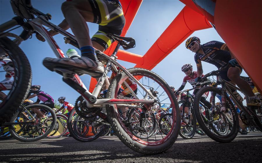全民健身——第四屆大同國際自行車騎遊大會落幕