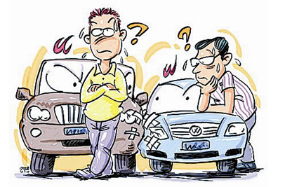 在太原這4個轄區輕微交通事故不快處要挨罰