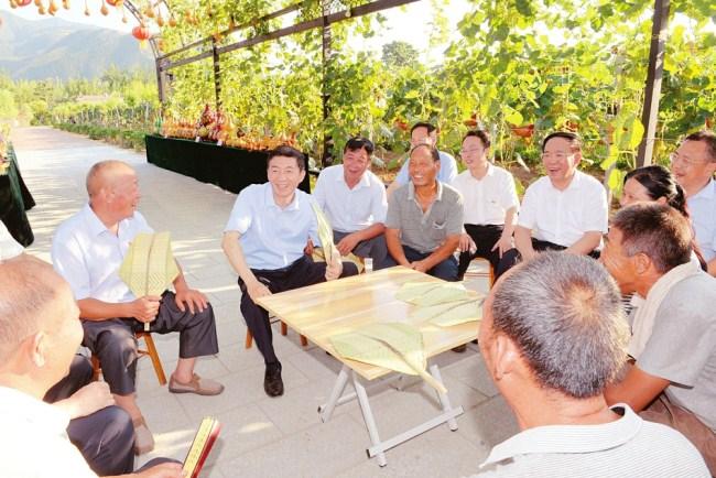 """關于""""三農""""工作,駱惠寧在運城調研時強調了啥?"""