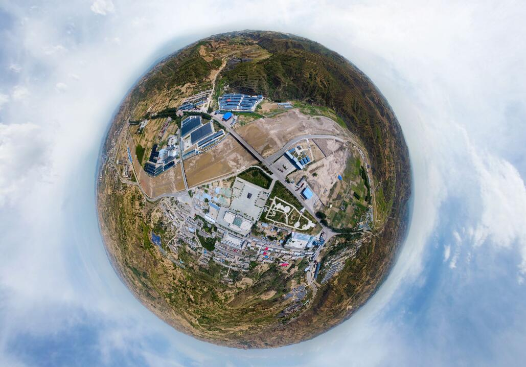 新華網VR視角帶你全景體驗晉綏邊區革命紀念館