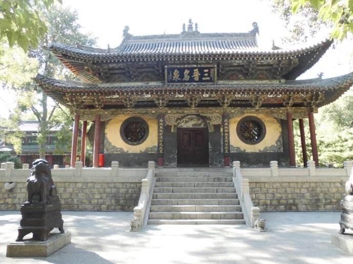 9.27世界旅遊日晉祠博物館將實行門票半價