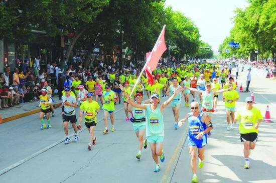 大同首辦國際馬拉松賽 打造體育+旅遊名片