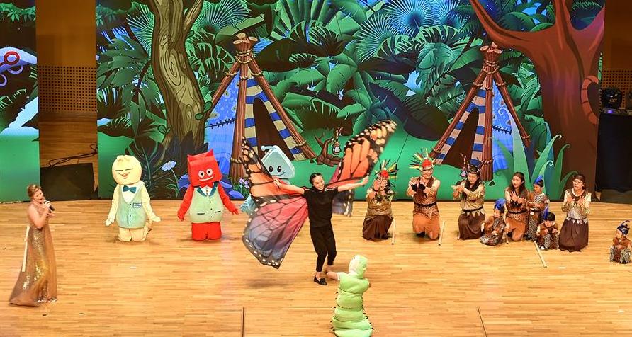 觀親子音樂劇 樂享多彩童年