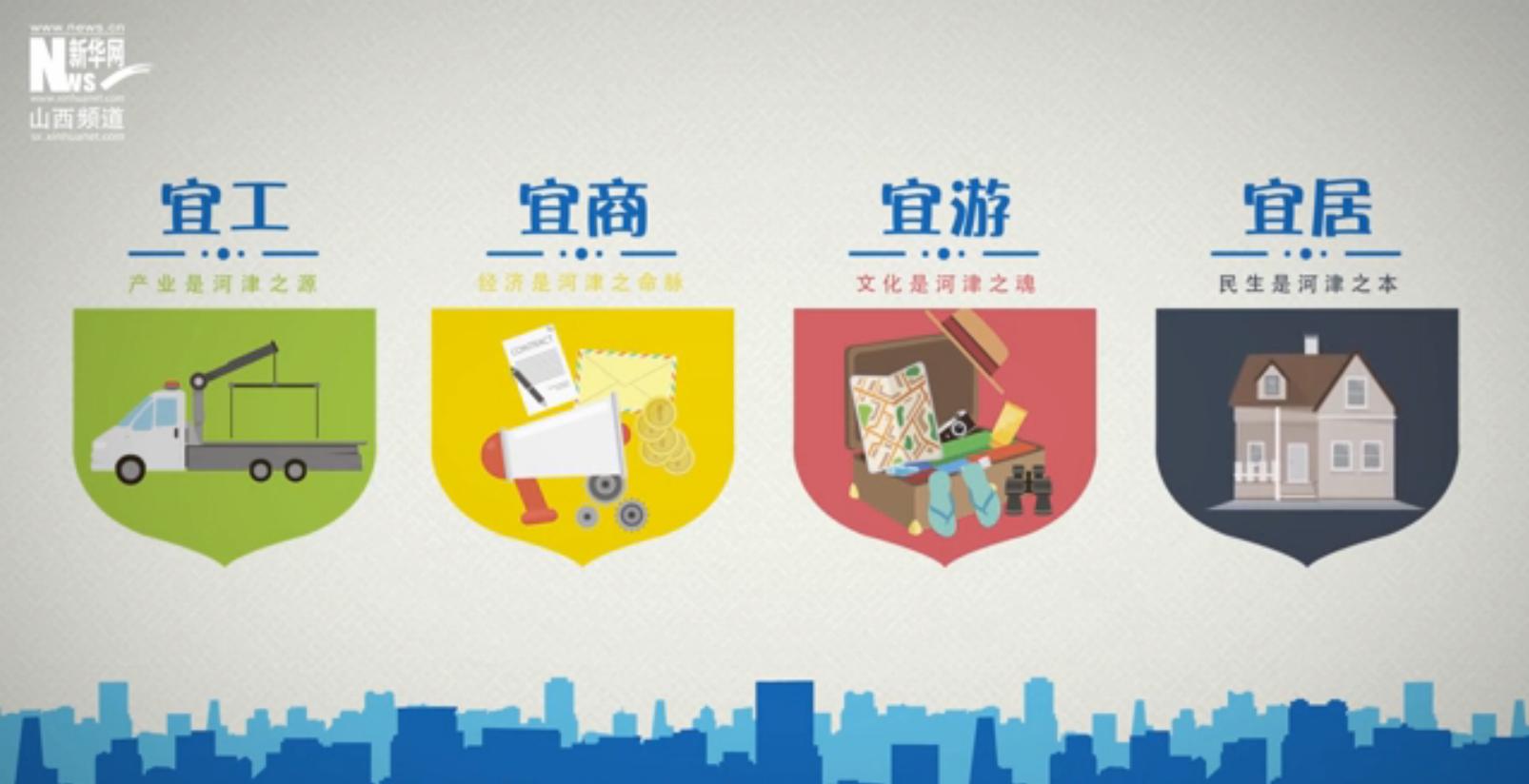 """動畫解碼,建設""""大運城""""的""""河津力量"""""""