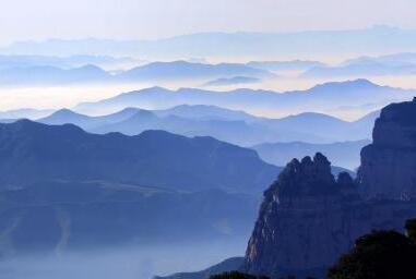代表山西风景特点
