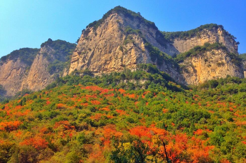雲丘山衝刺國家5A級旅遊景區