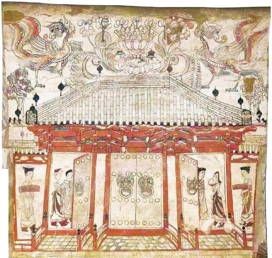 山西古墓壁畫11月30日赴上海展覽