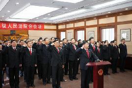 新華視訊丨國家憲法日,山西高院在忙啥