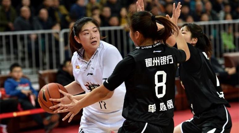 WCBA常規賽:山西竹葉青勝浙江稠州銀行