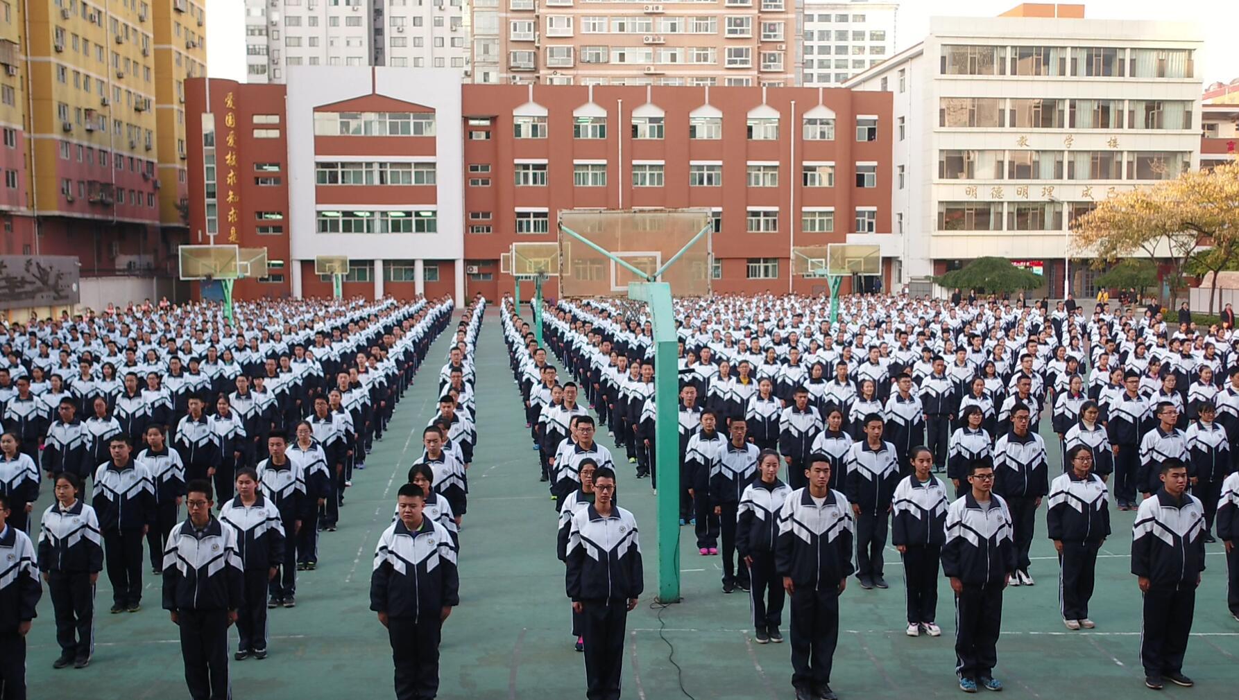梁宏宇:把每一所學校都辦出特色、辦成品牌