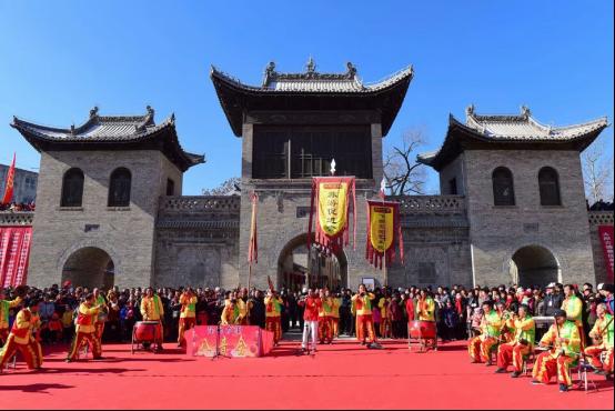 泽州县大阳古镇旅游景区开业