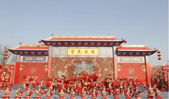 """2018平遥中国年——向世界敞开""""家""""的怀抱"""