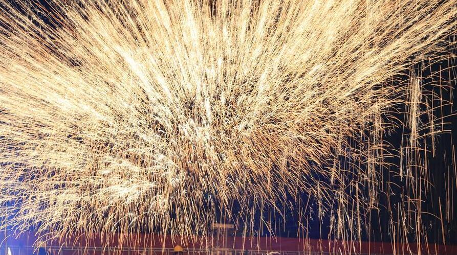山西省首届民间文化艺术节正月初一开幕