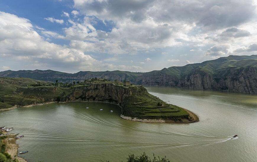 【新春走基層】黃河遊富了老牛灣