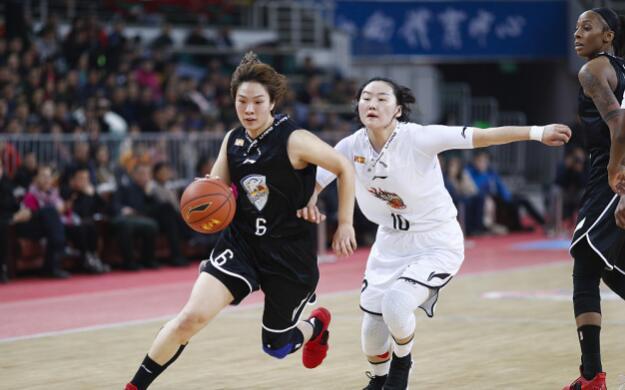 WCBA半決賽次輪:山西北京取得兩連勝