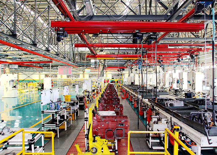大同齒輪公司成國家國際科技合作基地
