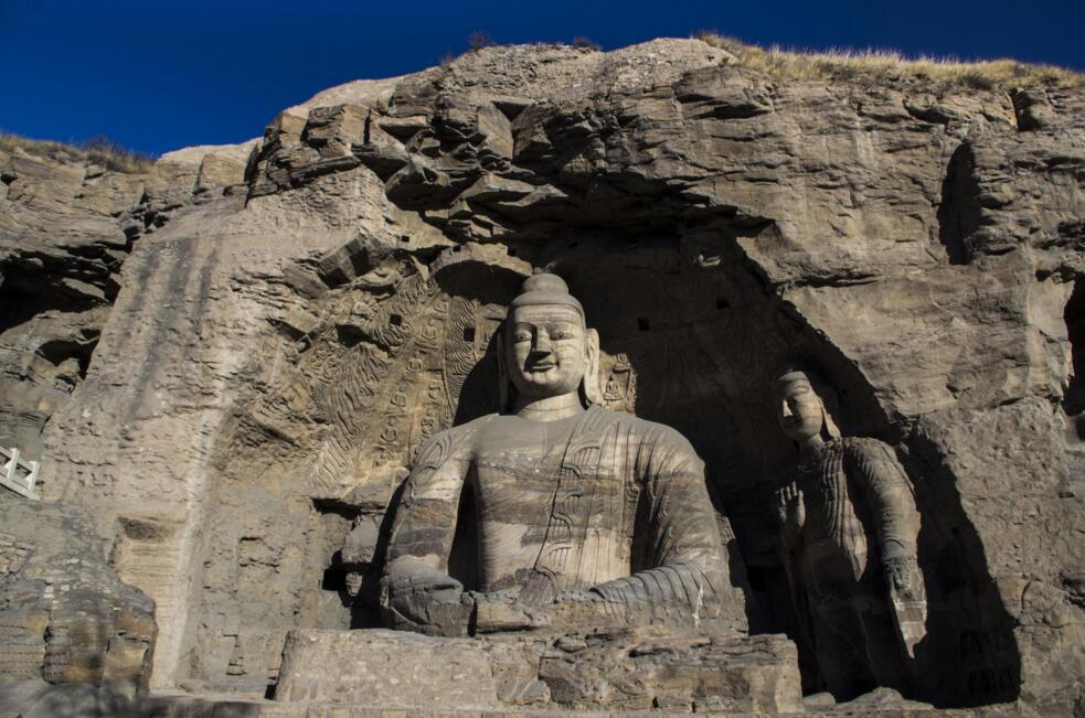 山西省各大景区景点迎来旅游高峰