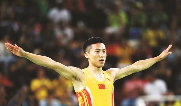 全国蹦床锦标赛落幕 山西收获四金三银两铜