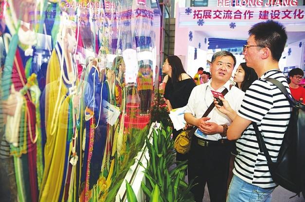 """深圳文博会:山西""""风景""""这边独好"""