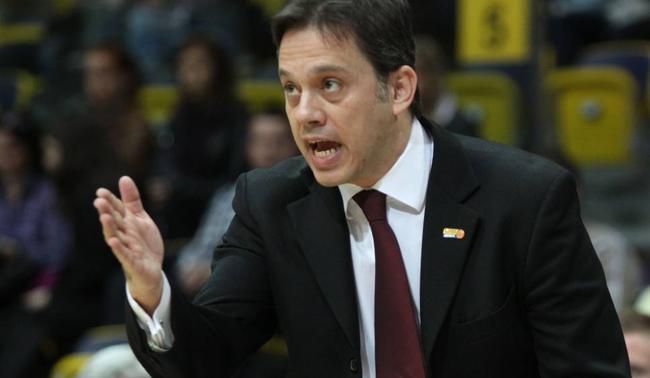 山西女篮换帅 签约希腊教练迪克奥拉科斯