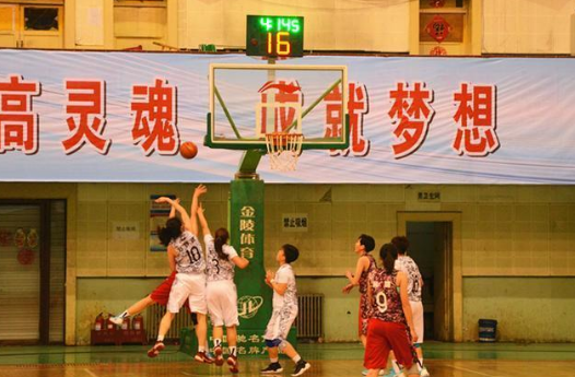 山西财经大学女篮出征泛波罗的海大学生运动会