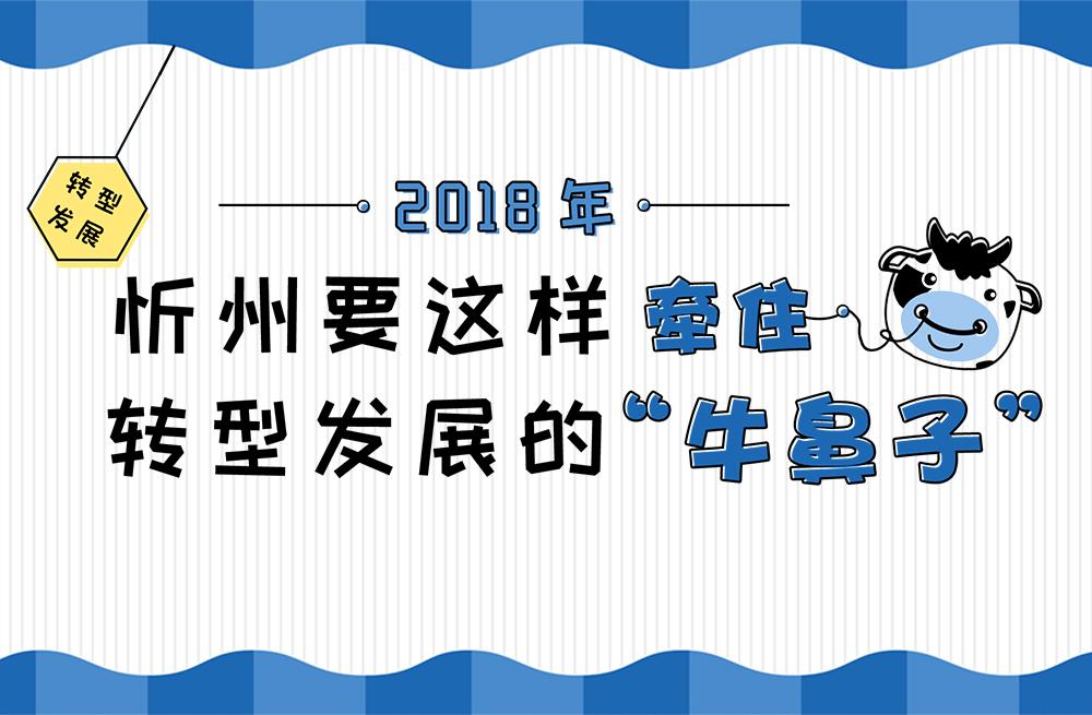 """2018年忻州这样牵住转型升级""""牛鼻子"""""""