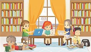 太原市小店区图书馆成为国家一级县级公共图书馆