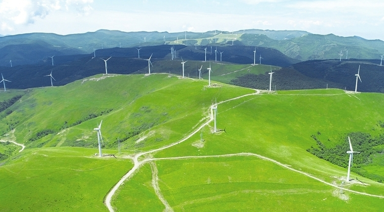 生態沁源 綠色發展