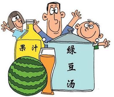 山西省消协提示:高温防暑要注意这些事
