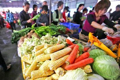 山西10個省級田頭市場示范點出爐
