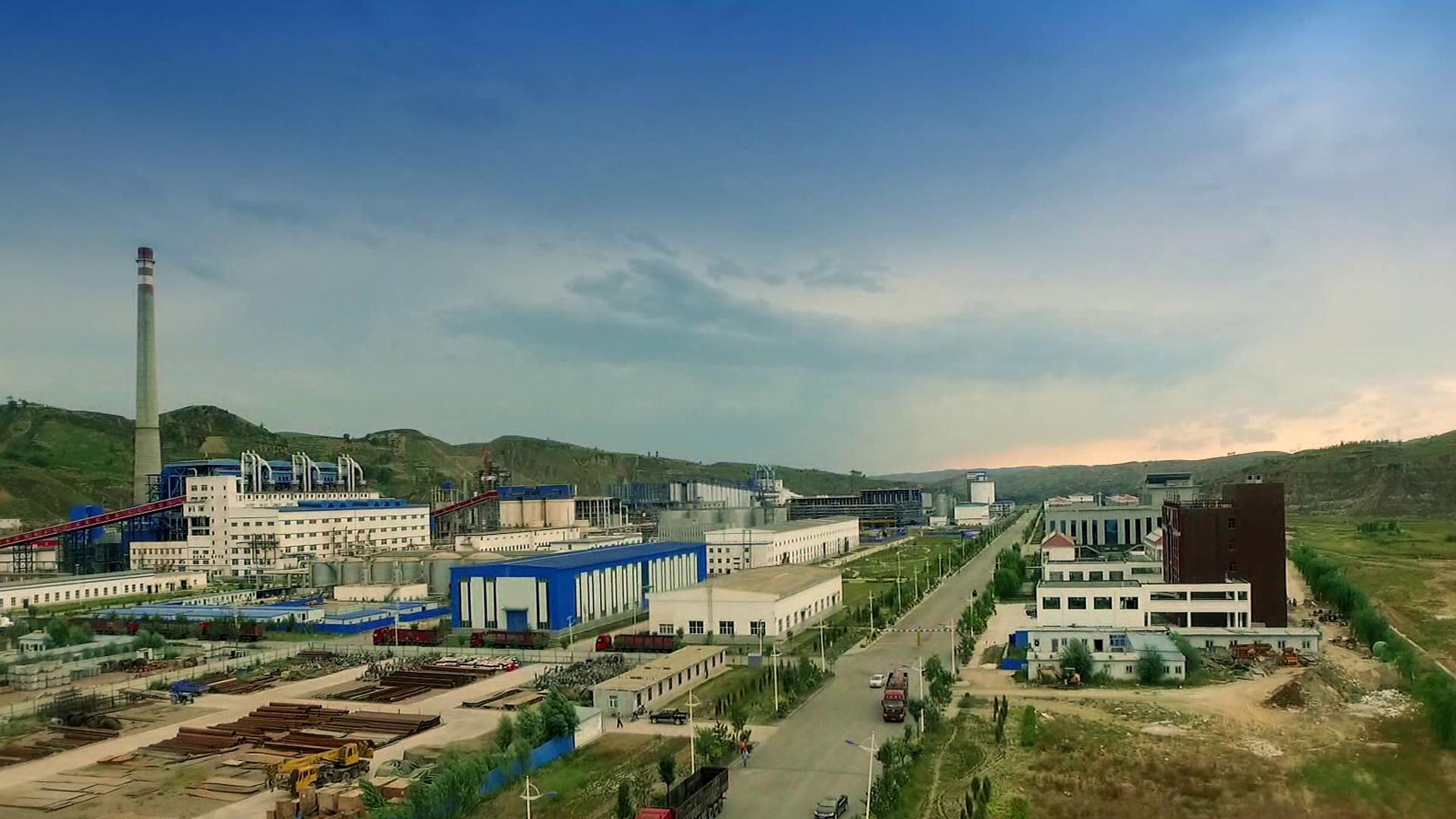 """呂梁不再是""""一煤獨大"""",非煤産業佔全市規模以上工業增加值比重50.5%。"""