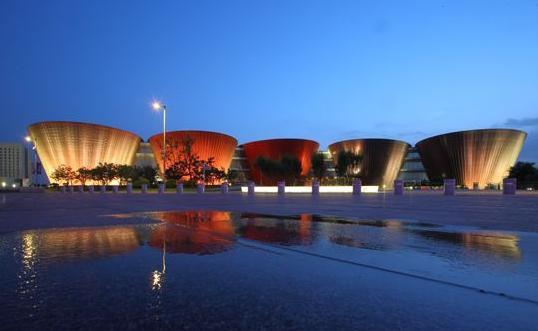 國慶節來太原博物館看故宮珍稀文物