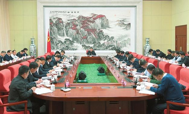 駱惠寧主持召開支持民營企業發展座談會