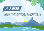 """【圖説】六大創新,繪就山西""""七河""""美麗畫卷"""