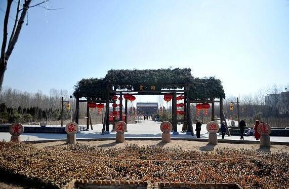 山西汾陽市賈家莊民俗年係列活動舉行啟動儀式