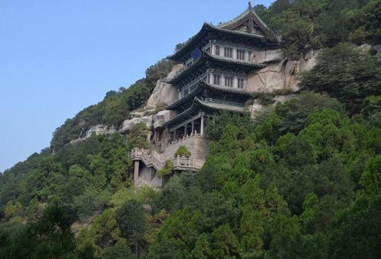 太原天龍山主要石窟本體完成掃描建模