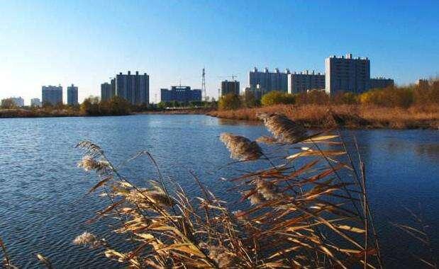 太原汾河景區三期6月初開放