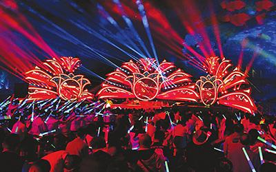 左權民歌匯·2019年國際民歌賽開幕