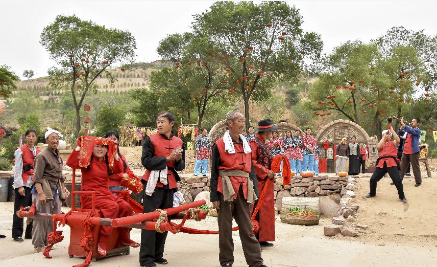 旅遊産業正在成為離石區貧困村脫貧致富的主導産業和新增長點。