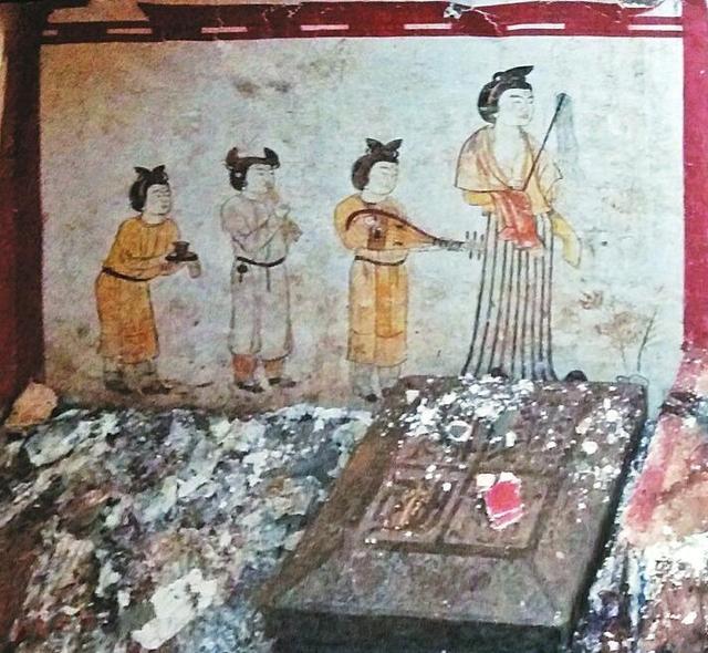 太原發現唐代墓葬 墓志顯示墓主身份不尋常