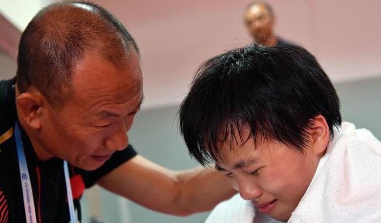 柔道——殘運會:歡笑與淚水